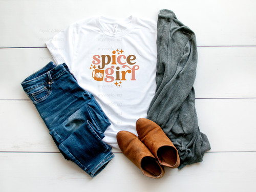 Spice Girl   Sublimation Transfer