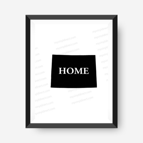 Colorado Home Digital File