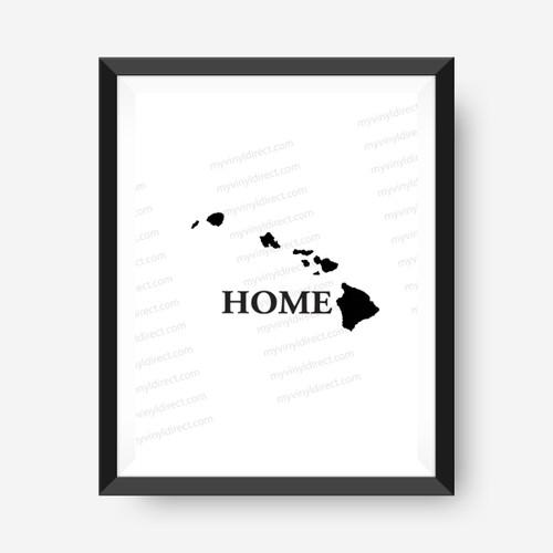 Hawaii Home Digital File