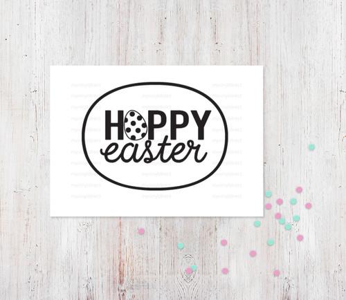Hoppy Easter Digital File
