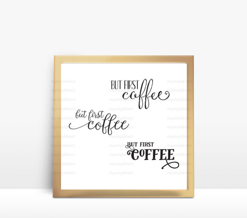 But First Coffee Digital File Pack