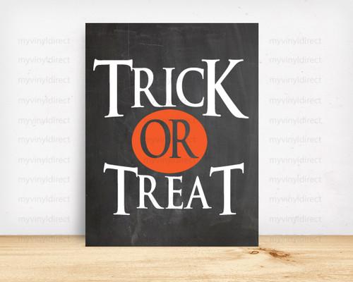 Trick Or Treat Digital File