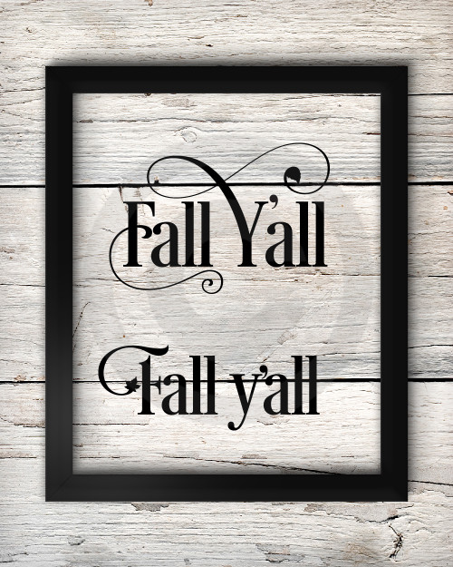 Fall Y'all Digital File-2 designs