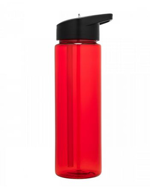 9955e14b30 Water Bottle With Straw; Red Water Bottle With Straw ...