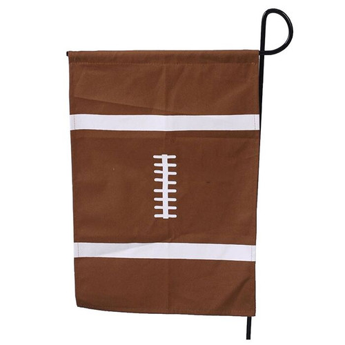 Football Garden Flag