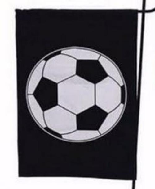 Soccer Garden Flag