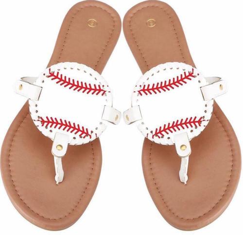 Baseball Sandal