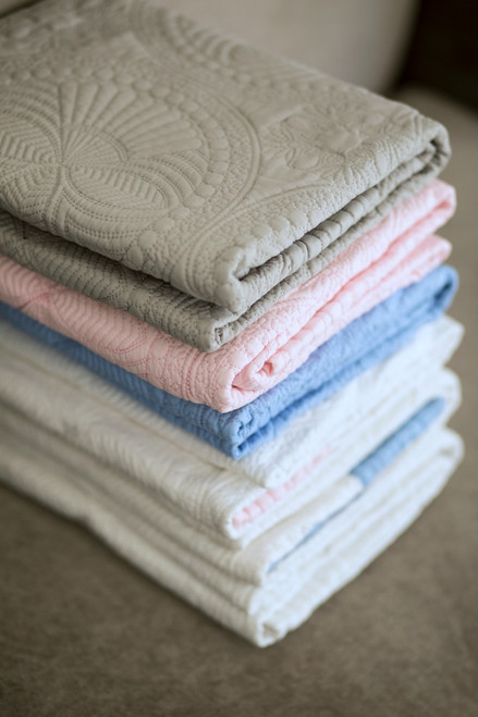 Heirloom Baby Blanket | 6 Color Choices