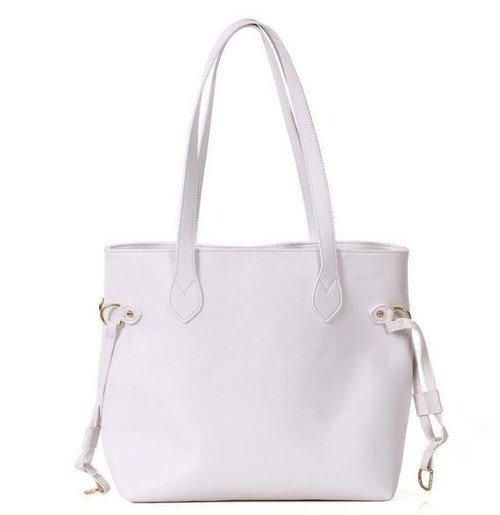 White Paislee Bag