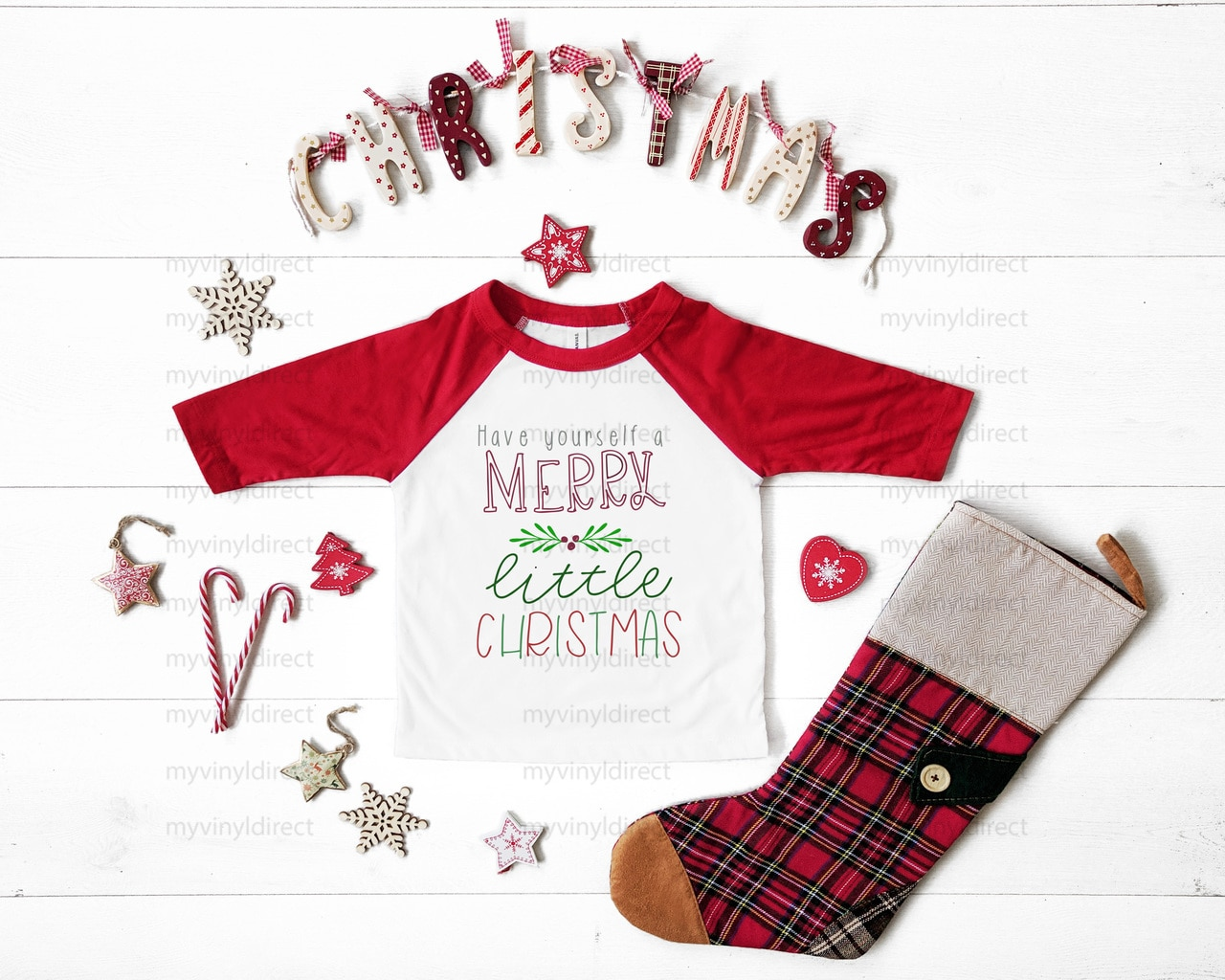 Merry Little Christmas 2011.Have Yourself A Merry Little Christmas Cotton Transfer