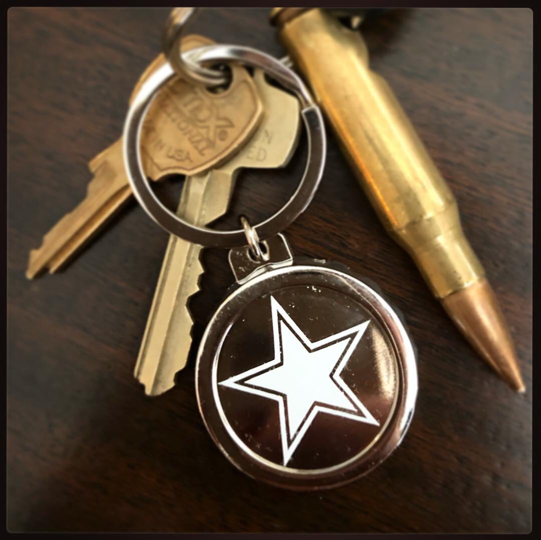 Bottle Opener Key Chain Blank