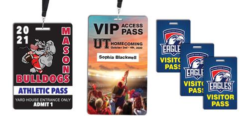 athletic vip pass