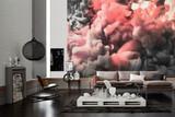 Coloured Smoke 2 Mural