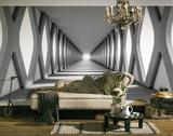Grey Aisle Mural