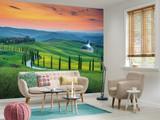 Tuscany  1 Mural