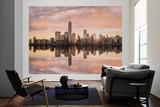 New York Skyline 2 Mural