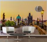 Charles Bridge  Prague Mural