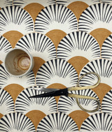 RW6817 Art Deco Fans
