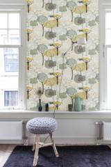 RW6832 Oriental Tree Design