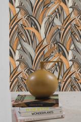 RW6838 Palm Leaf Design