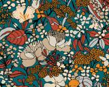 Colourful Florals RW95377562A