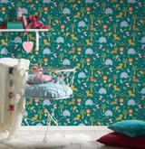 RW59381151A Jungle Wallpaper