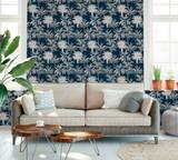 RW379835A Trees Wallpaper