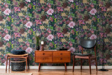 RW64381756A Floral style wallpaper