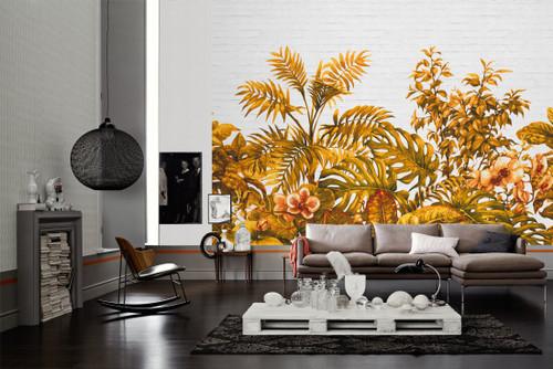 Tropical Wall 2 Mural