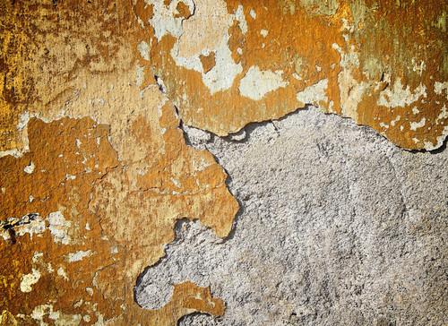 Concrete Old Mural