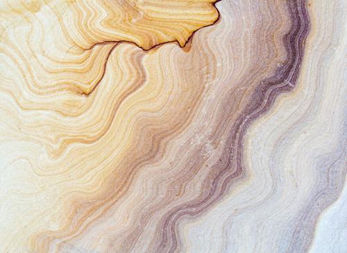 Marble Waves Mural
