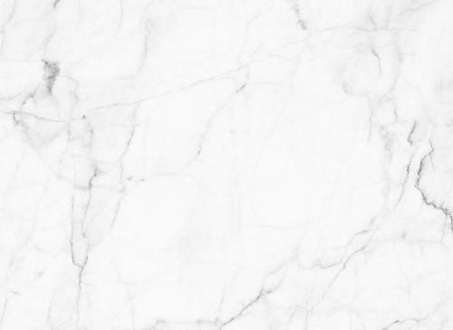 White Marble 2 Mural