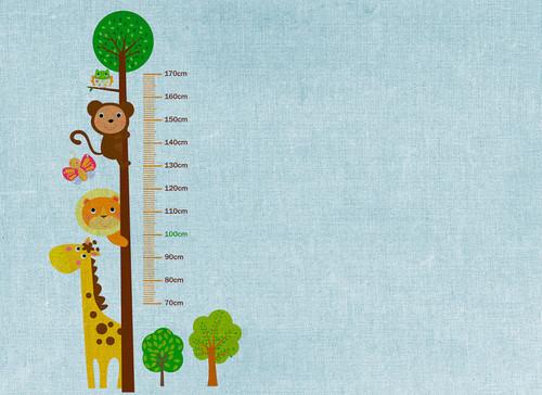 Kids Grow Stick 1 Mural