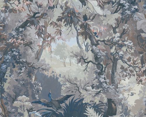 RW95376523A Forest, Jungle Style Wallpaper
