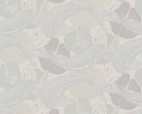 RW6639 Koi Fish Wallpaper