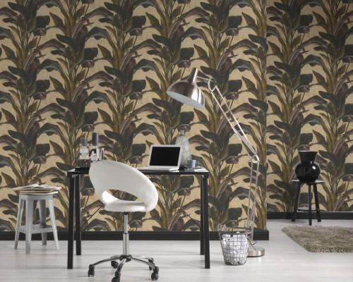 RW6637 Jungle  Wallpaper