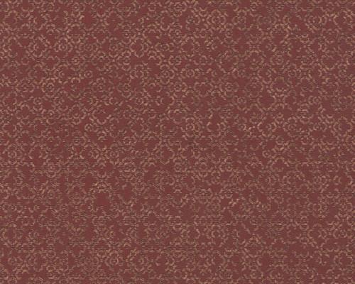 RW6723 Red Geometric Wallpaper