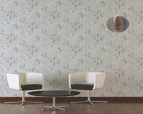 RW6629 Distressed Plaster Wallpaper
