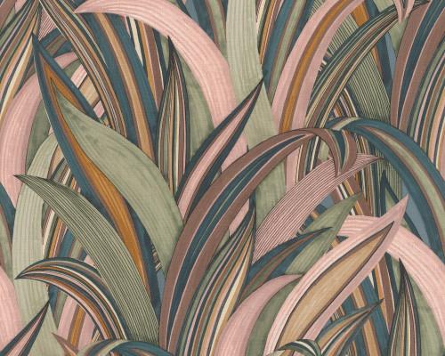 RW6835 Palm Leaf Design