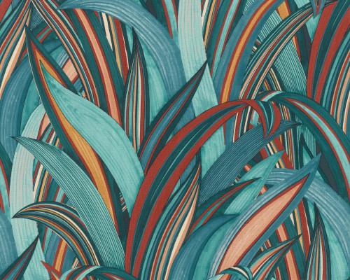RW6836 Palm Leaf Design