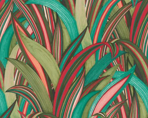 RW6837 Palm Leaf Design