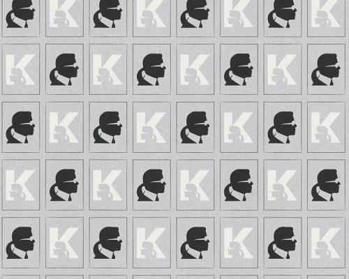RW64378424A Karl Lagerfeld Wallpaper