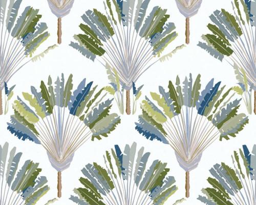 RW95377081A Art Deco Fan of feathers