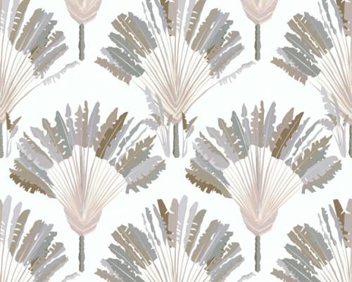 RW95377082A Art Deco Fan of feathers