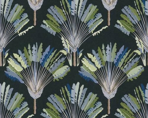 RW95377085A Art Deco Fan of feathers