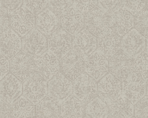 RW95380222A Subtle Geometric and floral design