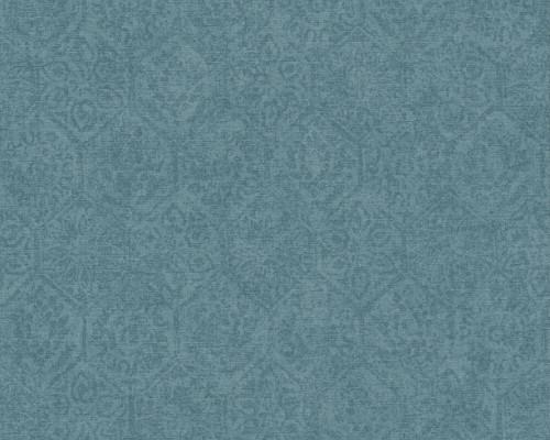 RW95380225A Subtle Geometric and floral design