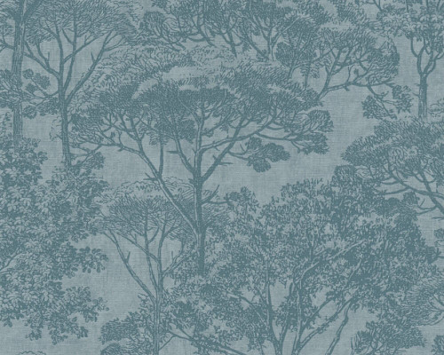 RW95380232A Trees Wallpaper