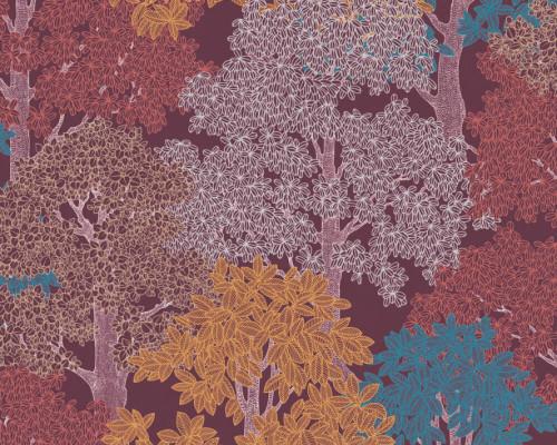 RW95377533A Colourful Trees