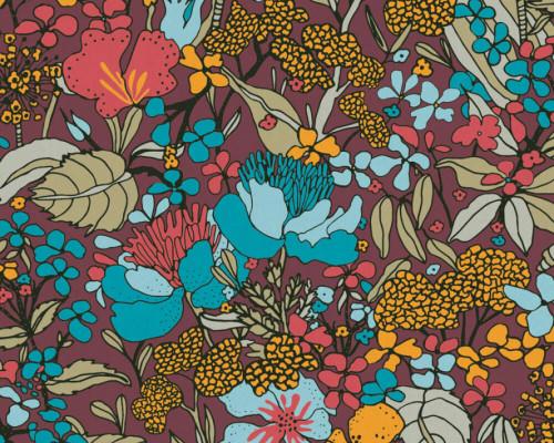 RW95377563A Colourful Florals